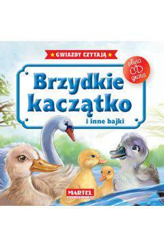 Brzydkie kaczątko + CD