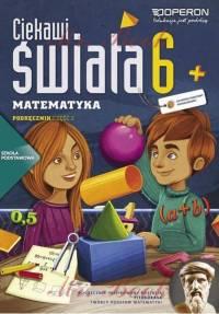 Ciekawi świata matematyka klasa 6 część 2 podręcznik