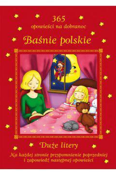 365 opowieści na dobranoc-baśnie polskie