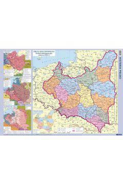 Mapa Historia Polski