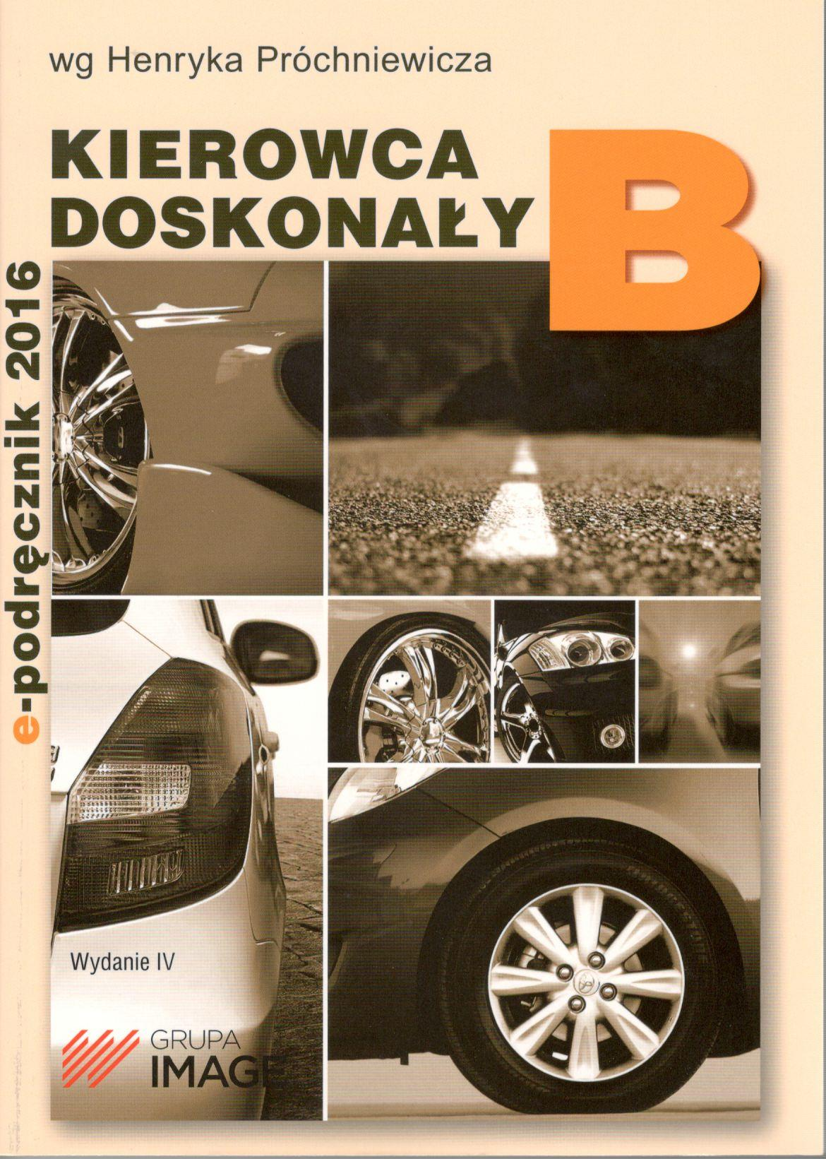 Kierowca doskonały B e-podręcznik 2016