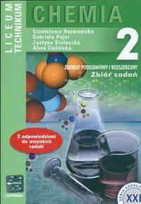 Chemia kl.2 szk.śr-zbiór zadań Zakres podstawowy i rozszerzony