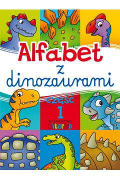 Alfabet z dinozaurami część 1