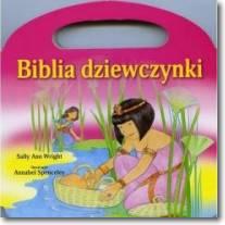 Biblia dla dziewczynki