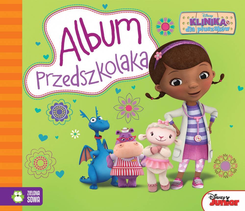 Album przedszkolaka Dosia