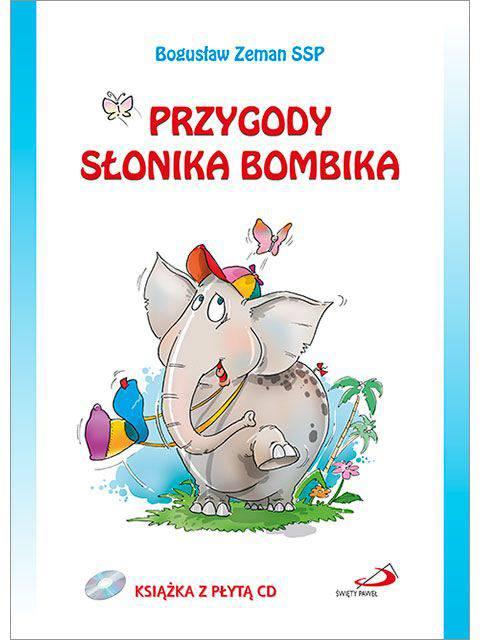 Przygody słonika Bombika +CD
