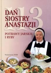 113 dań siostry Anastazji Potrawy jarskie i ryby
