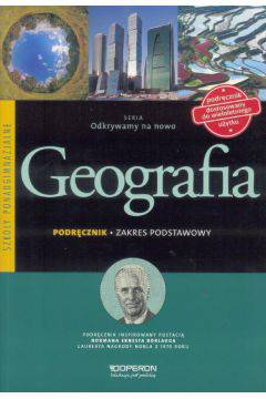 Ciekawi świata Geografia szk.śr-podręcznik zakres podstawowy