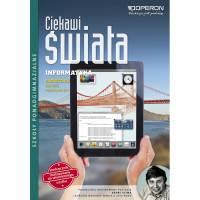 Ciekawi świata Informatyka szk.śr-podręcznik zakres podstawowy