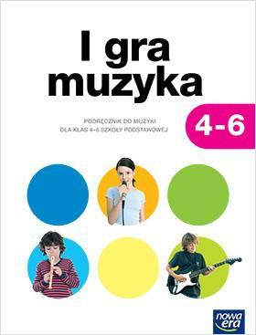 I gra muzyka klasa 4-6 podręcznik 2015