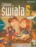 Ciekawi świata Język polski kl.5 cz.1 podręcznik