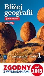 Bliżej geografii klasa 1 gimnazjum podręcznik 2015