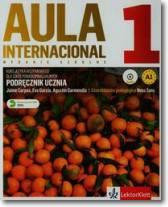 Aula Internacional 1 podręcznik do języka hiszpańskiego dla szkól ponadgimnazjalnych 2015