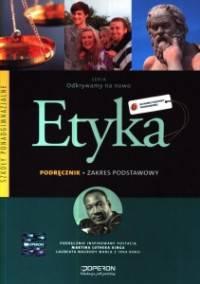 Etyka szk.śr-podręcznik Ciekawi świata