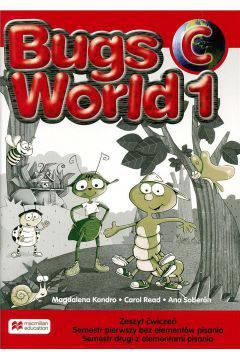 Bugs world 1C- ćwiczenia