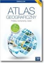 Atlas geograficzny gim-Polska Kontynenty Świat
