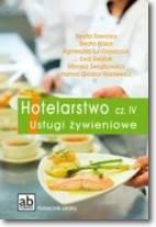 Hotelarstwo cz.IV Usługi żywieniowe podręcznik