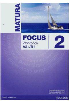 Matura Focus 2 Workbook A2+/B1