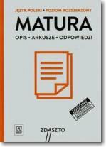 Matura Język polski poziom rozszerzony opis arkusze odpowiedzi