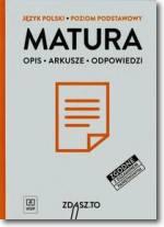 Matura Język polski poziom podstawowy opis arkusze odpowiedzi