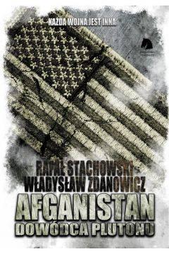 Afganistan Dowódca plutonu
