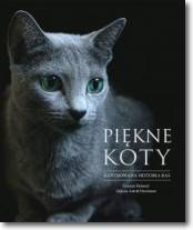 Piękne koty Ilustrowana historia ras