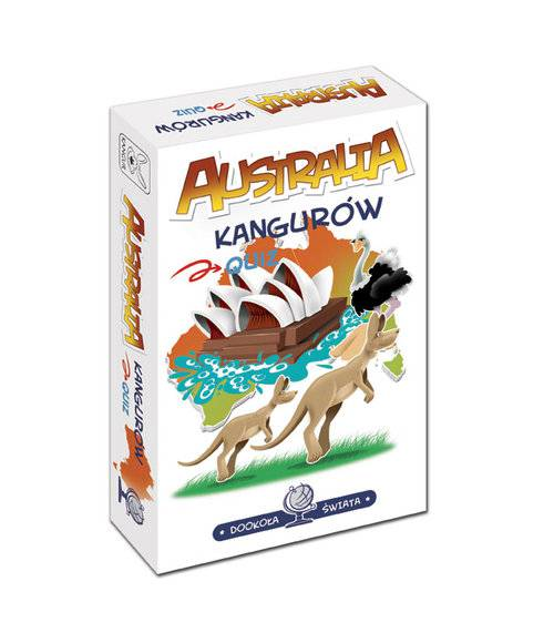Australia kangurów Quiz