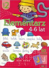 Elementarz 4-6 lat cz.2