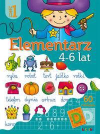 Elementarz 4-6 lat cz.1