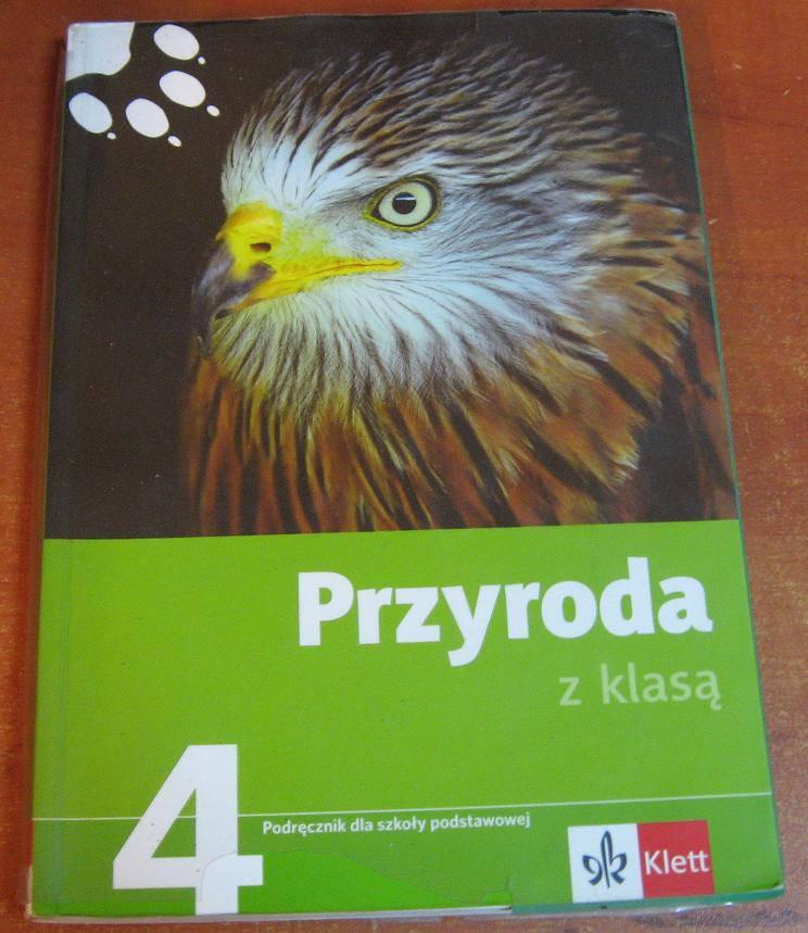 Przyroda z klasą 4 Podręcznik z płytą CD - podręcznik używany