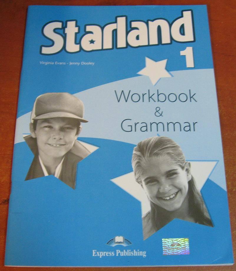 Starland 1 Workbook Grammar - podręcznik używany
