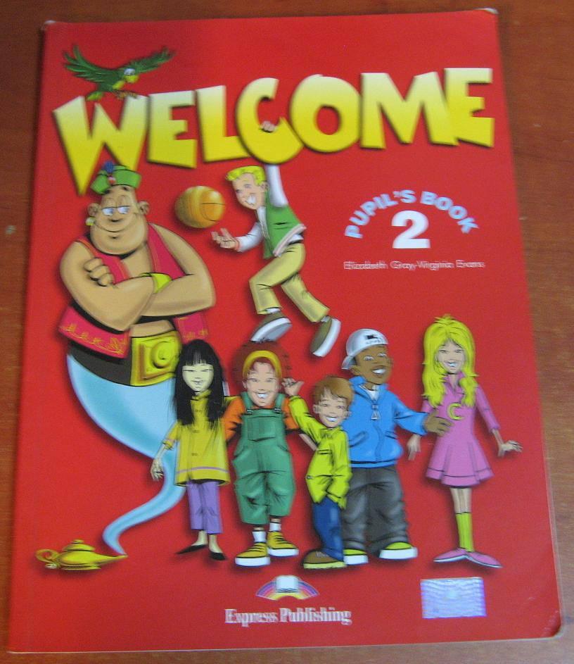 Welcome 2 Pupil's Book - Podręcznik używany