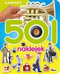 501 naklejek-zawody