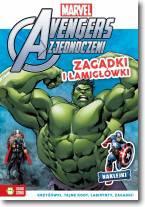 Avengers zjednoczeni Zagdki i łamigłówki