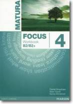 Matura Focus 4- workbook  B2