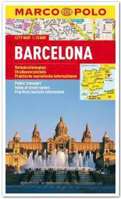Barcelona-mapa