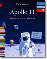 Apollo 11 O pierwszym lądowaniu na Księżycu Czytam sobie