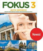Fokus 3 zeszyt ćwiczeń do szkół ponadgimnazialnych