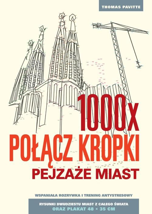 1000 x połącz kropki Pejzaże miast