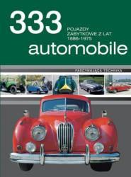 333 automobile pojazdy zabytkowe z lat 1886-1975