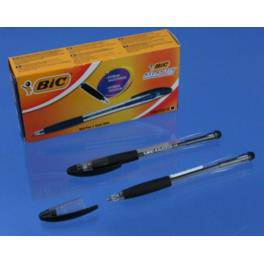 Długopis BIC ATLANTIS Stic czarny