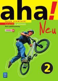 Aha 2 Neu-podręcznik zakres podstawowy
