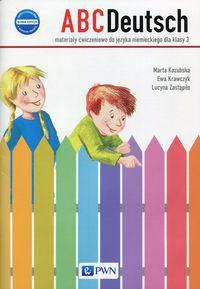 ABCDeutsch 3 Nowa edycja Materiały ćwiczeniowe