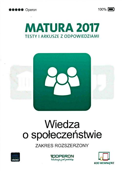 Matura 2017 - WOS
