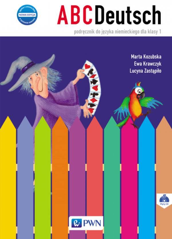 Abc deutsch kl 1 podręcznik nowa edycja