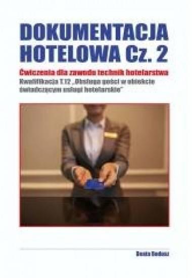 Dokumentacja hotelowa cz.2