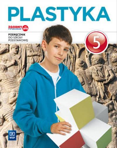 Plastyka kl.5-podręcznik