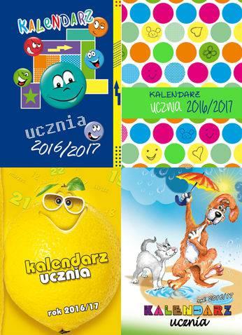 Kalendarz ucznia 2016