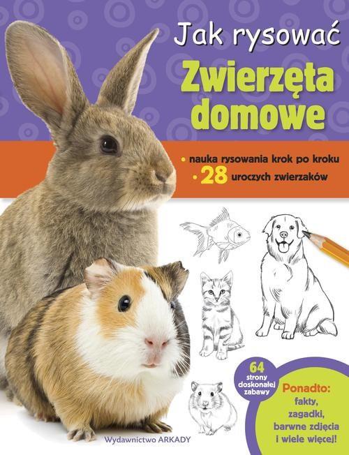 Jak rysować Zwierzęta domowe