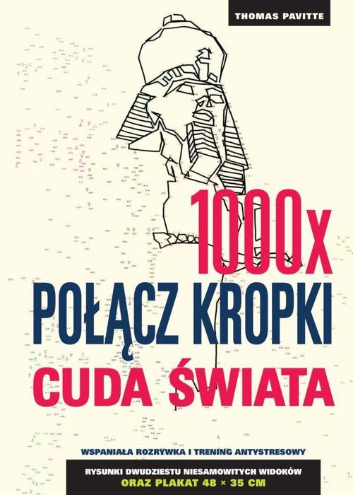 1000 x połącz kropki Cuda świata